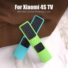 SIKAI Demi coques pour xiaomi 4s bluetooth wifi télécommande intelligente En Silicone Antichoc Pour mi 4s télécommande