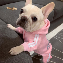 Pet Dog Clothes French Bulldog Puppy Dog Costume Pets Jumpsuit Chihuahua Pets Dogs Clothing for Small Medium Dogs Puppy Outfit hot pets dog hoodies puppy coats jackets for chihuahua maltese cat costume dogs clothes ropa para perros xs xxl clothing