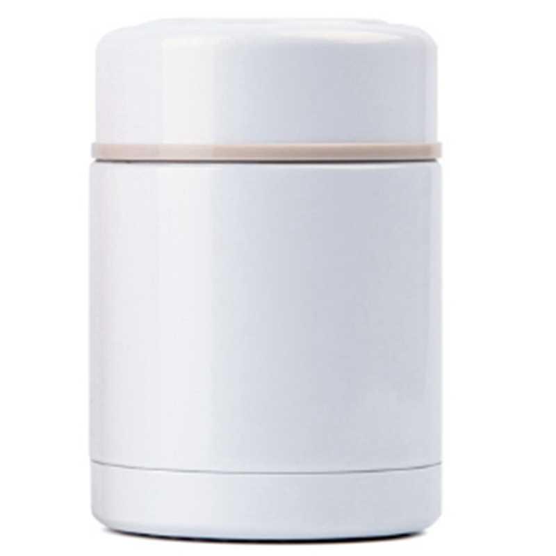 400Ml żywności termiczna słoik izolowane próżniowo zupy termos pojemniki pudełko na lunch ze stali nierdzewnej Simmering puszki przenośne środowiska