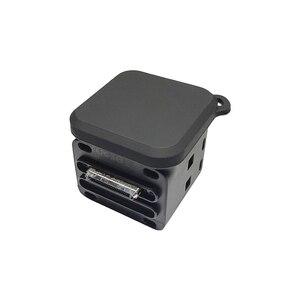 Image 4 - Silikonowa osłona obiektywu osłona przeciwpyłowa osłona ochronna dla Insta360 ONE R 4K obiektyw szerokokątny 360 ° kamera panoramiczna akcesoria