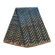 pagne african Wax Print Ankara Fabric Circle Pattern Africa Soft Cotton African Batik Y31228
