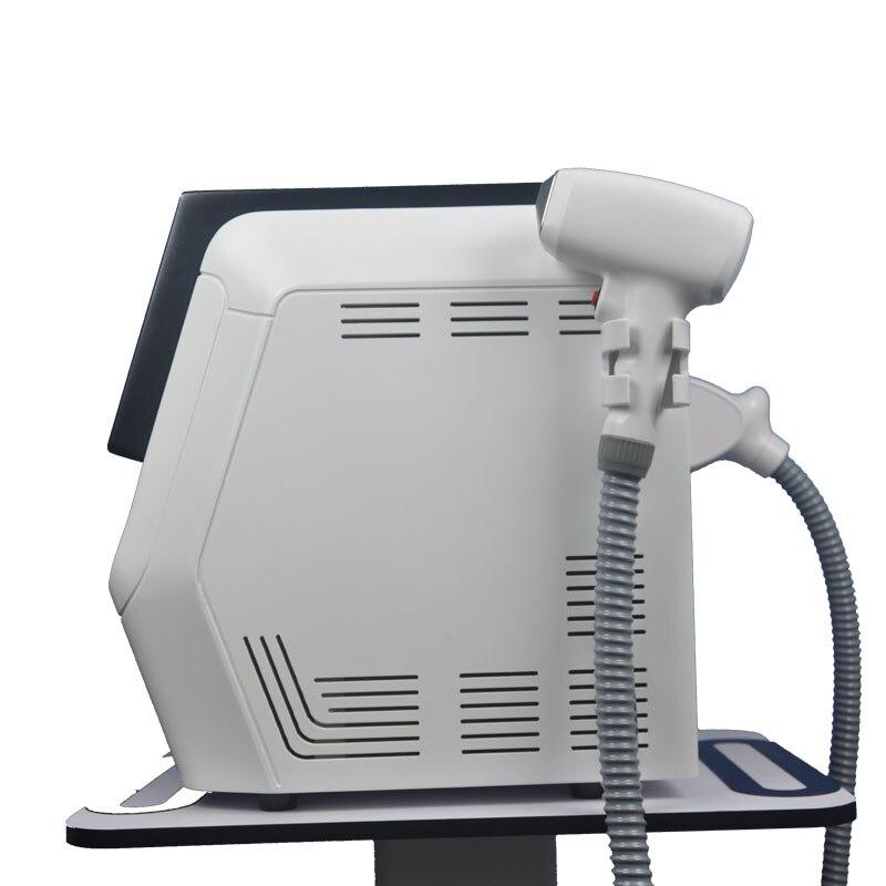 2021dls 1200w 808nm 755 dispositivo do laser
