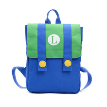 Super Mario Backpack Baby Toddle Kids Bag Baby Boy Girl Children Cute Cartoon Ch