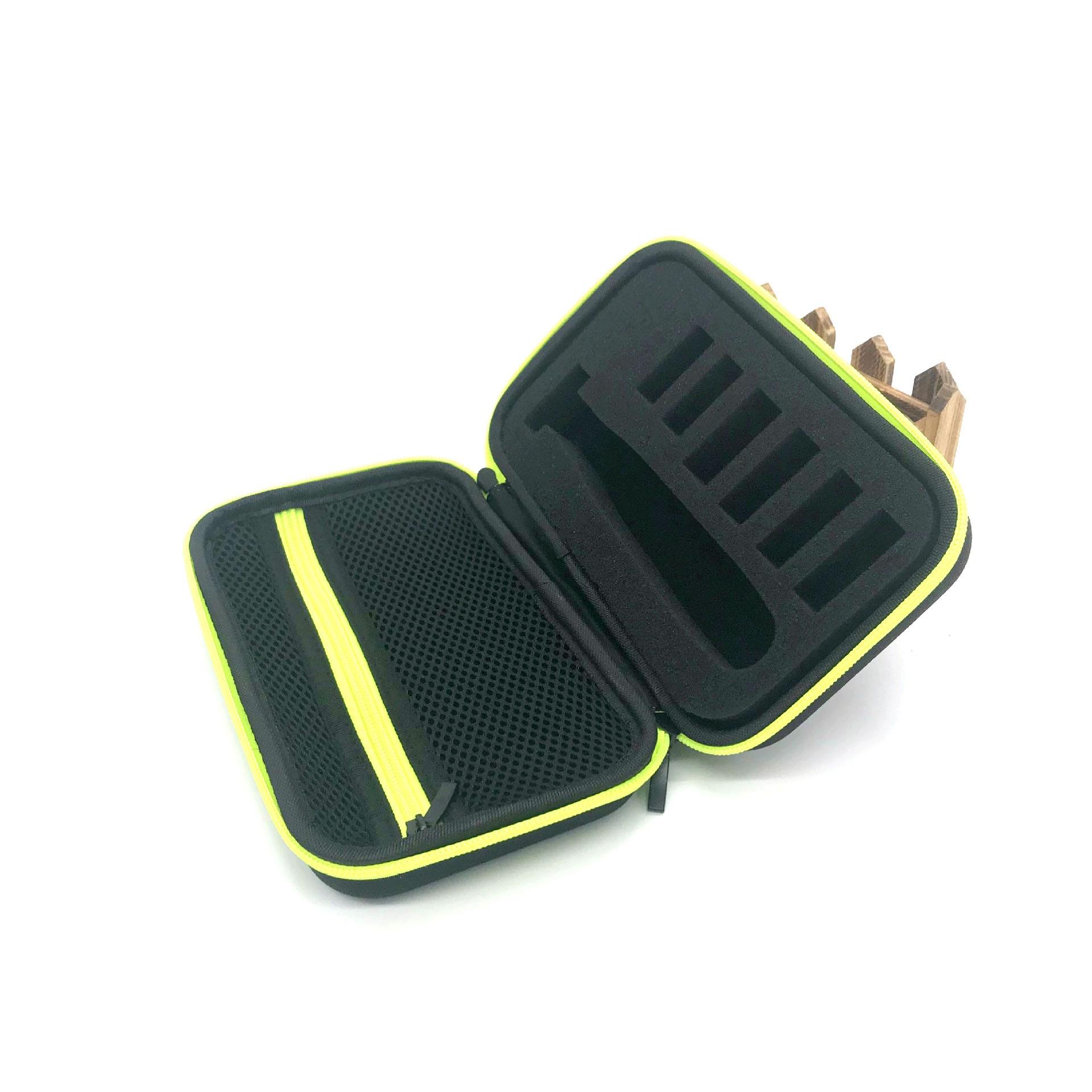 EVA Shaver Razor Holder Storage Bag For Philips OneBlade Men Electric Shaver Carrying Case Shockproof Hard Travel Storage Bag