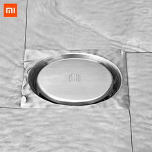 Xiaomi Mijia Dabai полы и раковина сливные вилки из нержавеющей стали поворотный сливной анти блокирующий фильтр столовая кухня ванная комната