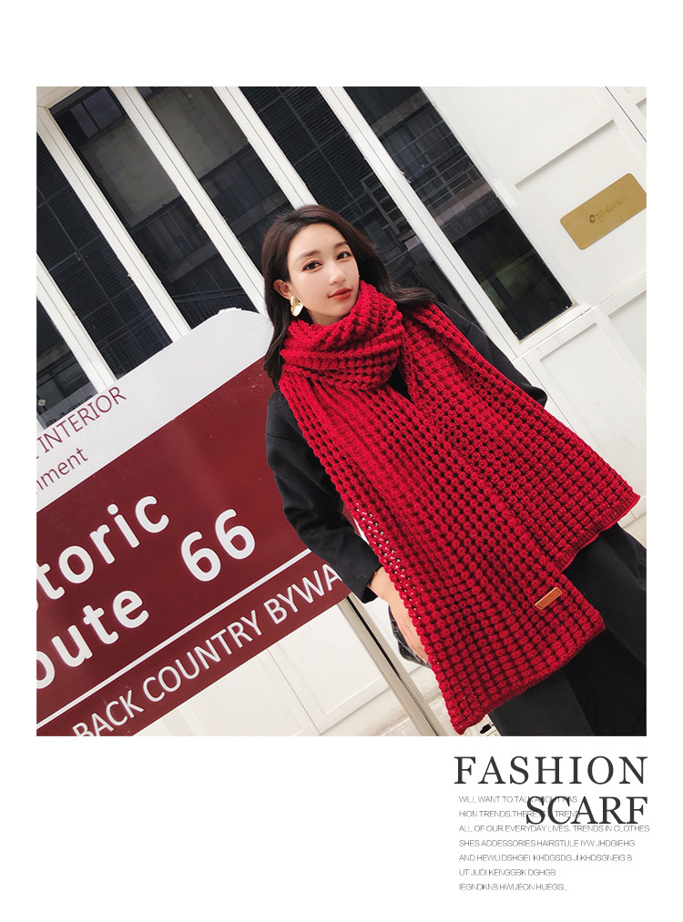 Hdeaafc49089a428aacee3585bc0c81f8c - USPOP New winter scarf fashion women long scarves female vintage large shawl soft warm wraps pashmina