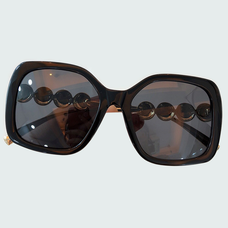 Vintage Square Sunglasses Women Acetate Frame Brand Designer Fashion Sun Glasses With Plastic Box