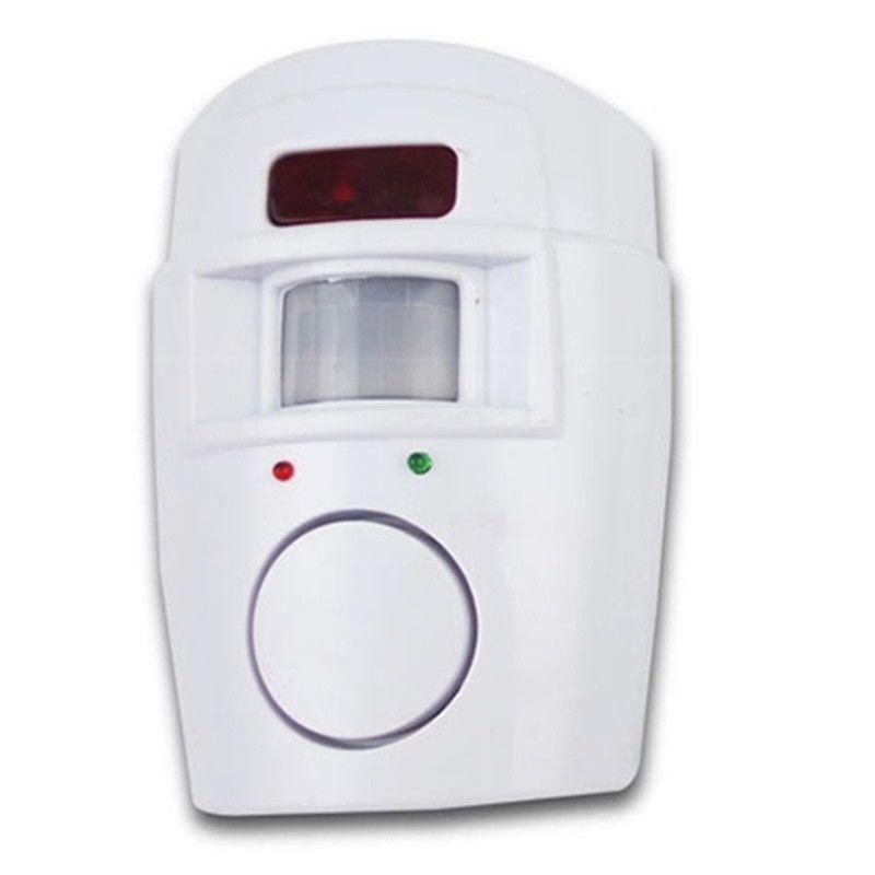 Wireless Motion Sensing Alarm Security Device with Remote Control for Garden Sheds Garage PR Sale|Sensor & Detector| |  - title=