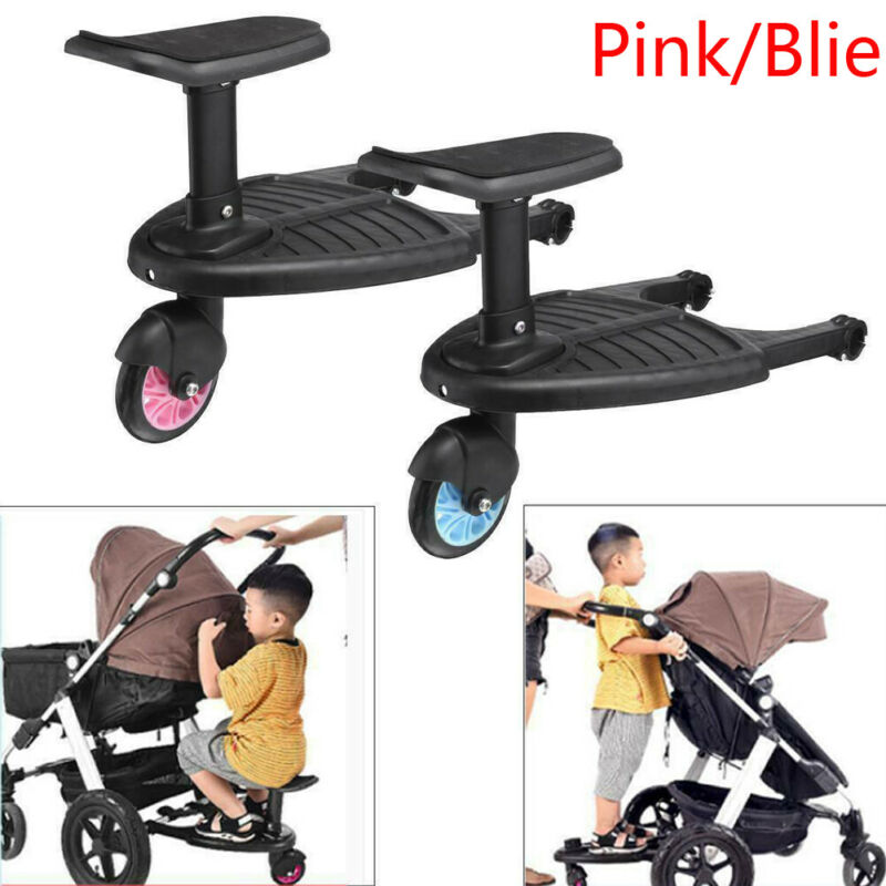 Baby Stroller Step Board Stopping Plate Twins Strollers Accessory Outdoor Activity Board Stroller Baby Seat Standing Plate|Strollers Accessories| |  - title=