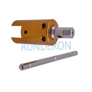 Image 4 - F02B блок топливного измерительного клапана SCV PLV PCV Съемник разборка Common Rail инструмент для удаления Bosch 617