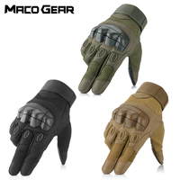 Touch screen hard knuckle tactical