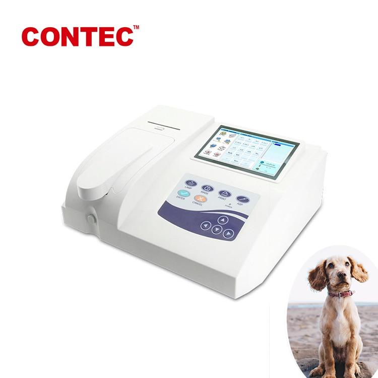 Contec BC300 Hospital Biochemistry Analyzer Semi-automatic Veterinary Biochemistry Analyzer