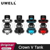 Uwell-atomizador de cigarrillo electrónico Crown V, tanque de 5 corona ML, 5 Sub Ohm, Un2 Un2-2 vapeo, bobina de malla para vapeo DTL