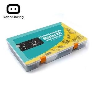 Image 5 - Robotlinking EL KIT 008メガ2560プロジェクト最も完全な究極スターターキットw/チュートリアルarduinoのunoナノ