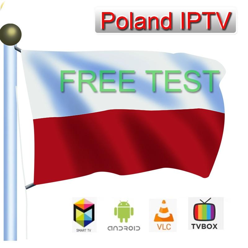 Best Europe IPTV Poland Spain Germany Arabia M3u Subscription Polish IPTV  For Smart TV Box Android TV Smart IP TV X96 H96
