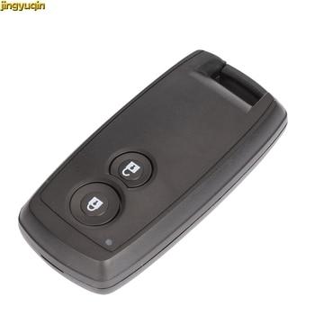 jingyuqin 10p Remote Car Key Shell For Suzuki Grand Vitara 2006-2012 For Swift SX4 SX-4 XL-7  XL7 2006-2012 2/3 BTN Uncut Blade