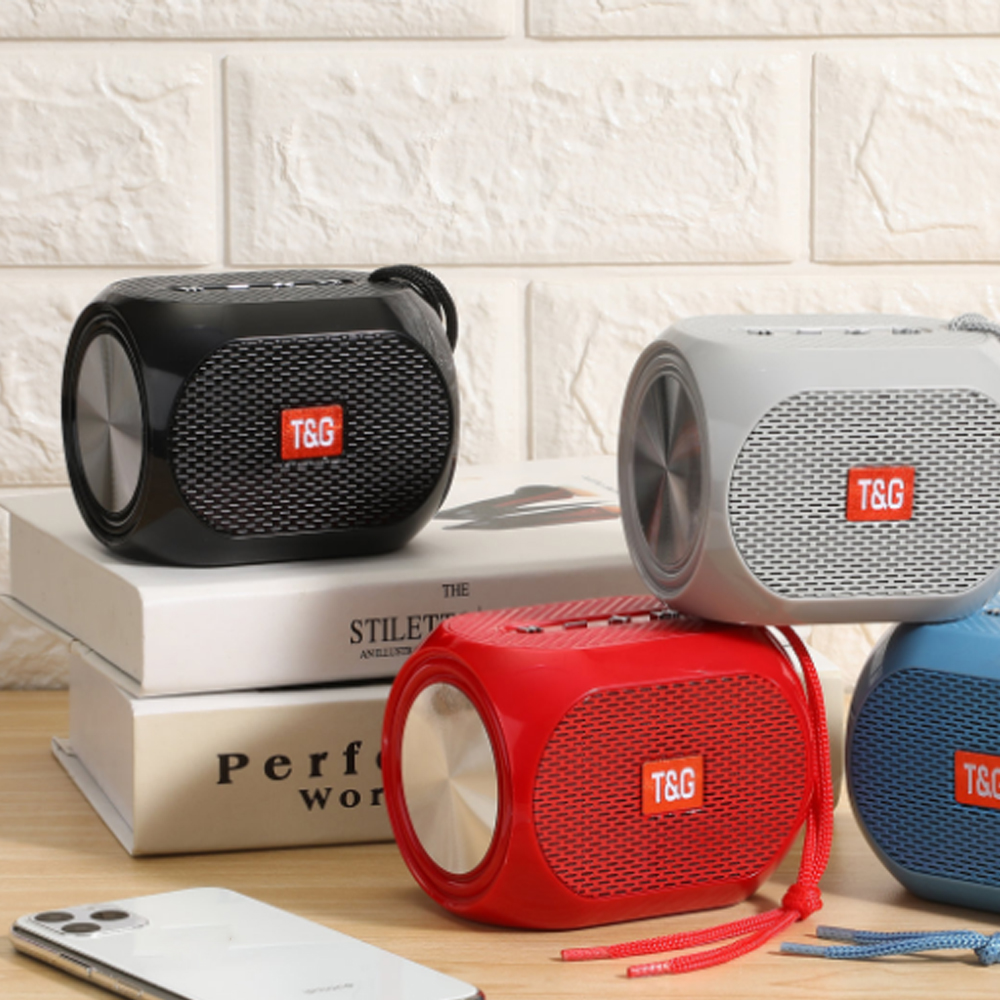 Wireless Bluetooth Speaker Column Portable Speaker Altavoz Bluetooth Soundbox 10w Outdoor With Tf Card Fm Radio For Mic Portable Speakers Aliexpress