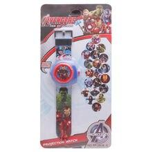 Детские электронные часы disney hulk league of legends 20 Проекционные