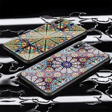 Tempered Glass Case For iPhone XS Max X XS XR Nillkin Luxury Dreamland Brilliance protector Back Cover for iPhone XS Max Case