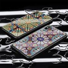 الزجاج المقسى حقيبة لهاتف أي فون iPhone XS Max ماكس X XS XR Nillkin الفاخرة دريم لاند تألق حامي الغطاء الخلفي ل فون XS ماكس حالة