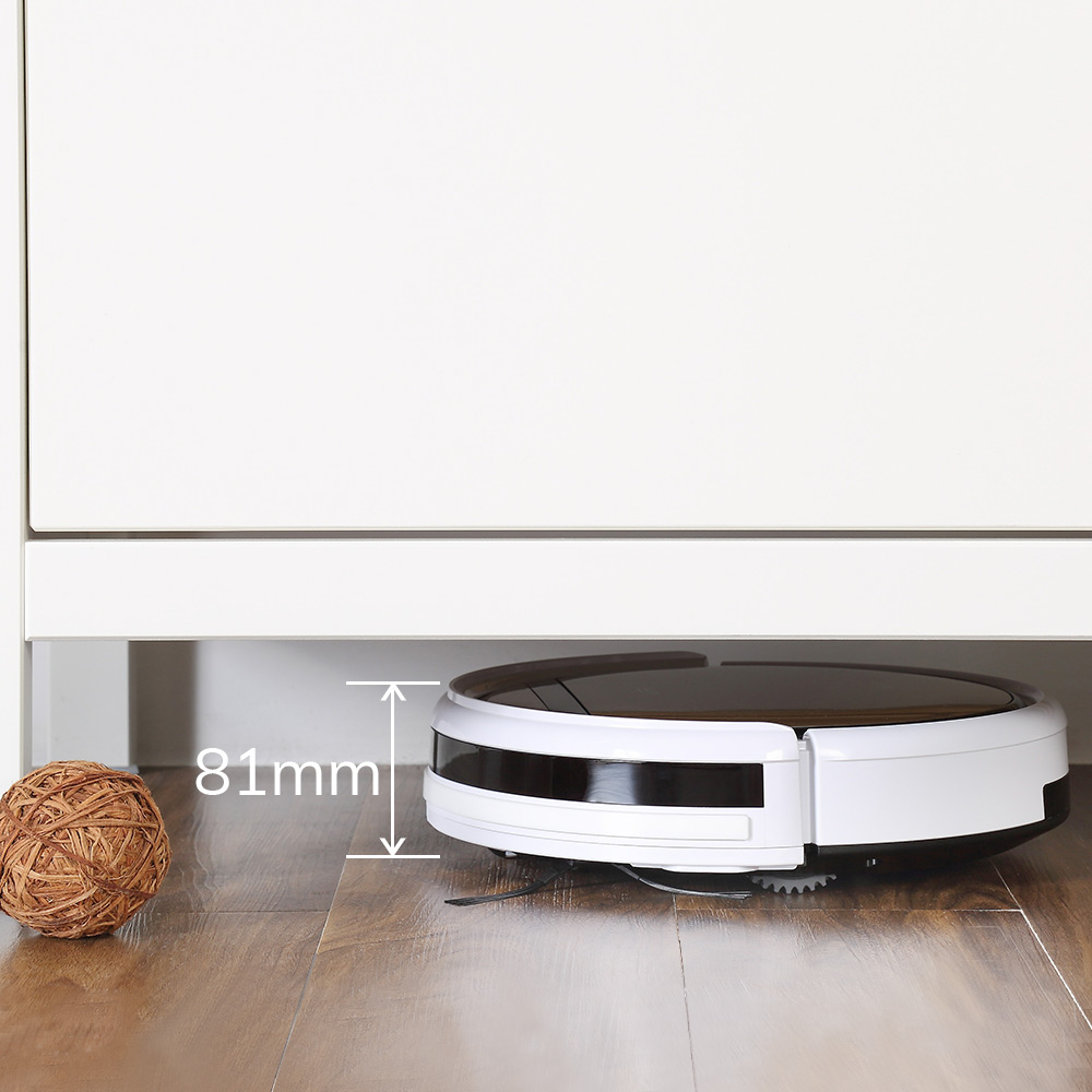 ILIFE V5sPro Robot Vacuum Cleaner vacuum Wet Mopping Pet hair and Hard Floor automatic Powerful Suction ILIFE V5sPro Robot Vacuum Cleaner vacuum Wet Mopping Pet hair and Hard Floor automatic Powerful Suction Ultra Thin disinfection