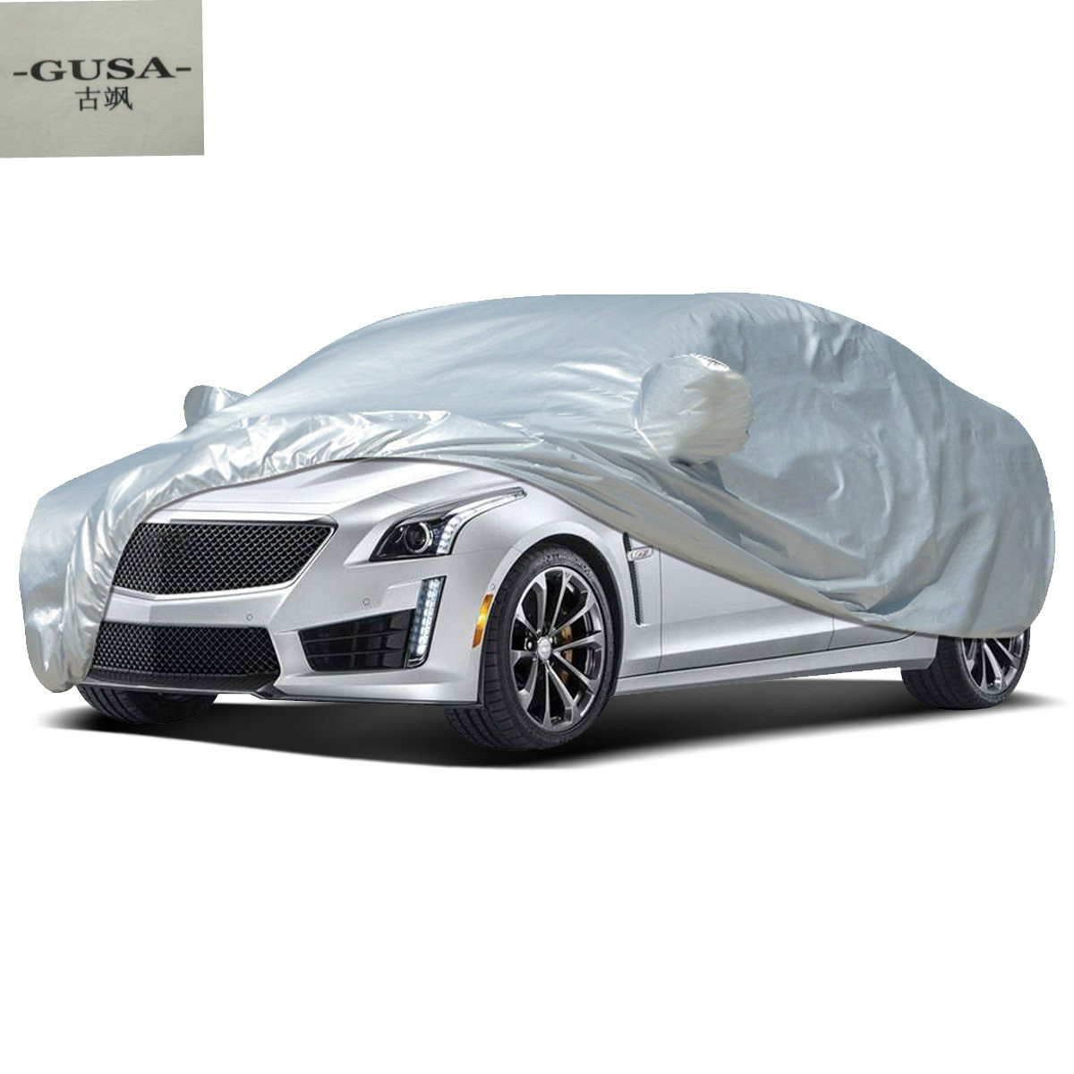 Indoor Outdoor Full Car Cover Zon Uv Sneeuw Dust Slip Bescherming Sml Xl Xxl Auto Covers Jassen Auto accessoires Sedan Suv D30