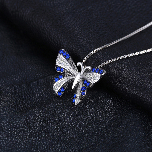 Butterfly Spinel Pendant