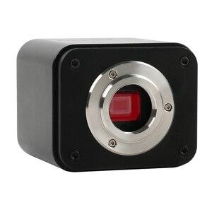 Image 4 - Autofocus microscopio con cámara HDMI, WIFI, SONY, Sensor IMX185, IMX178, 1080P, 60fps, de vídeo de alta velocidad para la industria automatizada