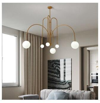 modern decoration pendant lamp frosted glass pendant light italy design light hinging lamp living room lighting project lighting