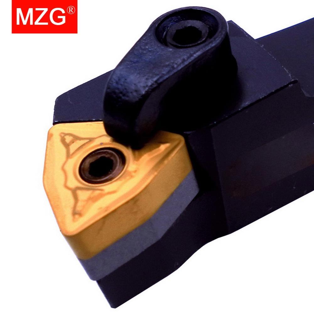 Mzg mwlnr metal corte caramanchão 25mm 32mm 20mm chato cortador de carboneto toolholder torneamento externo ferramenta titular torno cnc barra