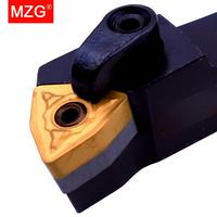 MZG MWLNR Metal Cutting Arbor 25mm 32mm 20mm Boring Cutter Carbide Toolholder External Turning Tool Holder CNC Lathe Bar