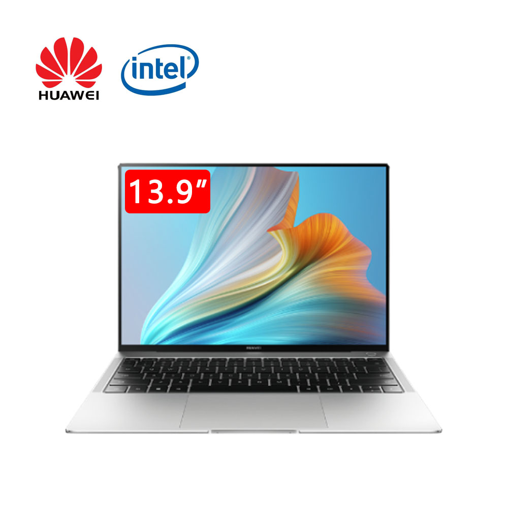 HUAWEI MateBook X Pro 2021 ноутбук i7-1165G7 16 Гб ТБ 13,9 дюйма 3K сенсорный экран ультрабук бизнес ноутбук компьютер
