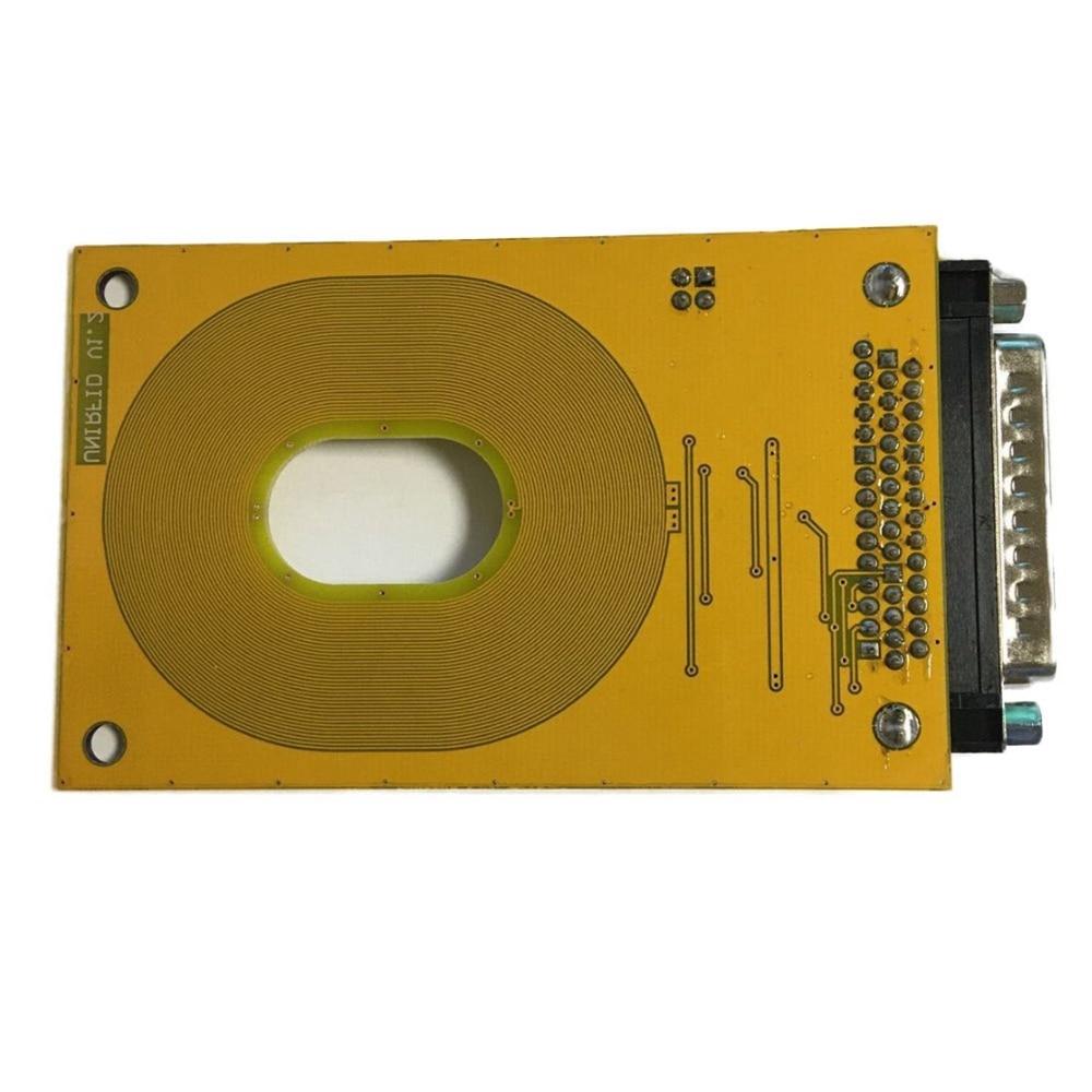 Najlepsza cena Adapter RFID dla iProg + IPROG obsługuje Toyota 4C/4D 125kHz/134kHz transpondery darmowa wysyłka