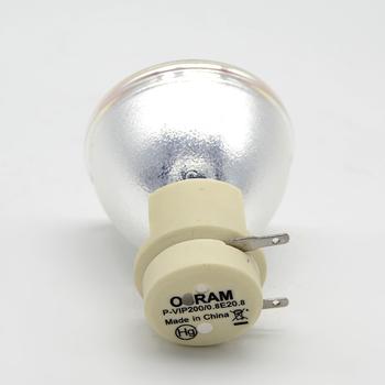 Oryginalny nagie lampa projektora P-VIP 240 0 8 E20 8 żarówka do zrealizuj zakupy Osram 180 dni gwarancji duży rabat gorąca sprzedaż vip 240w tanie i dobre opinie NoEnName_Null 230W compatible lamp 240 W 180 day