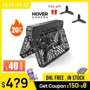 Image 1 - Hover Camera 2 hover 2 Dron autovolador con pasaporte 4k, vídeo 1080P, seguimiento automático, 13MP, evitación de obstáculos de 360 grados, pk dji