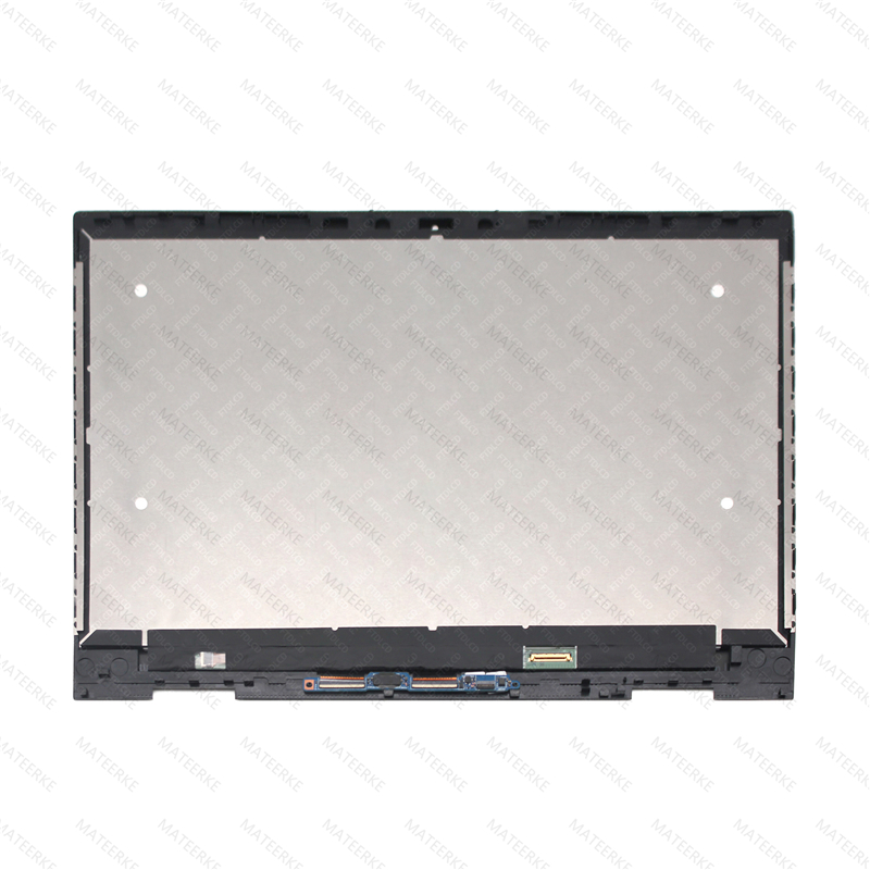 LCD Touch Screen Digitizer Assembly With Bezel For HP ENVY X360 15 cn0005nf 4JV91EA 15 cn0005na 4AX56EA 15 0006na 3ZV12EA Laptop LCD Screen     - title=