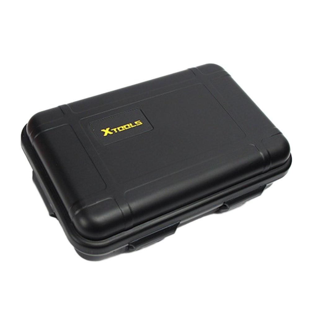 Edc Tool Outdoor Survival Kit Shockproof Anti-pressure Waterproof Box Sealed Box Wild Survival Storage Box