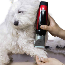 Dog Clippers Dog Grooming Clippers Cordless Pet Grooming Clippers Rechargeable Pet Hair Trimmer Professional Dog Grooming Kit professional dog hair clippers grooming kit low noise rechargeable cordless dog cat pet electric hair clipper​ trimmer 100v 240v