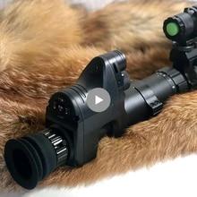 New NV007  High Definition Resolution Infrared Laser Night Vision Camera Video Hunting Monocular Telescope