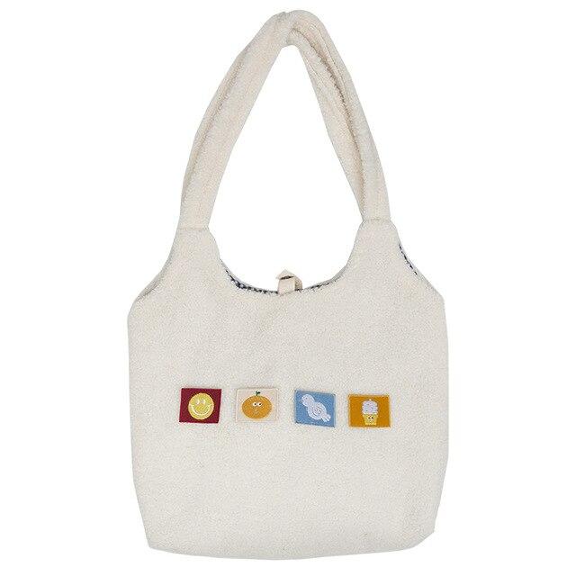 Bolsa Feminina קיבולת גדולה קניות תיק מתקפל לשימוש חוזר תיק כתף להסרה אפליקצית יד נשים של Tote מקרית