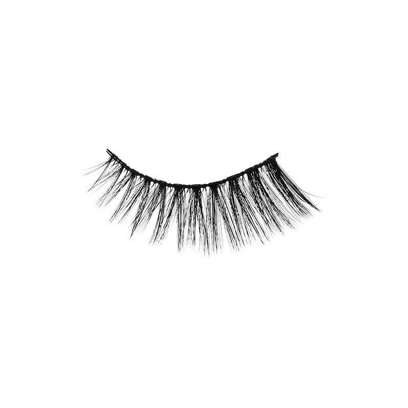 5 Pasang 5D Mink Bulu Mata Palsu Bulu Mata Lembut Bulu Mata Palsu Ekstensi Makeup Grosir
