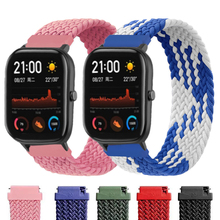 Loop Bip-Strap Watch Braided Solo Amazfit 2e/stratos 2e/gts2 Mini/gtr 20mm/22mm 2/3-Bracelet