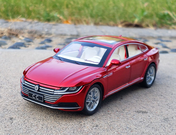 1:32 Volkswagen passat CC arteon Car Model Alloy Car Die Cast Toy Car Model Pull Back Children's Toy Collectibles