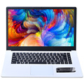 Ноутбук LapBook 15,6 дюйма 1920x1080 Full HD 1,44 ГГц Ультратонкий ПК 4 Гб + 64 ГБ 10000 мАч ноутбук