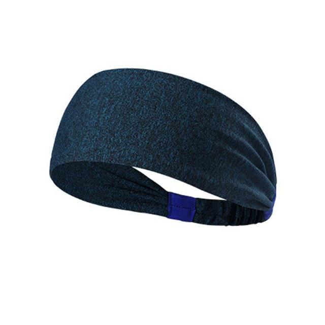 Women's Sports Belt Sports Headband Sweat Stretch Stretch Yoga Running Hood Fitness Sports Safety Headband 5
