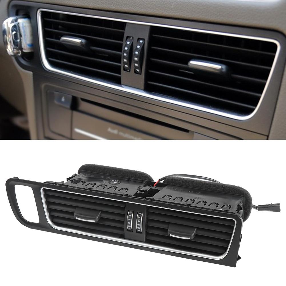 Klimaanlage Vent Rahmen Auto Dashboard Links Rechts AC Air Vent Grill Fit für Audi Q5 09-18 Ersatz teile
