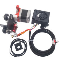Upgrade Parts 1.75mm Filament Extruder Drive Feed Kit for Ender 3 3D Printer Accessories