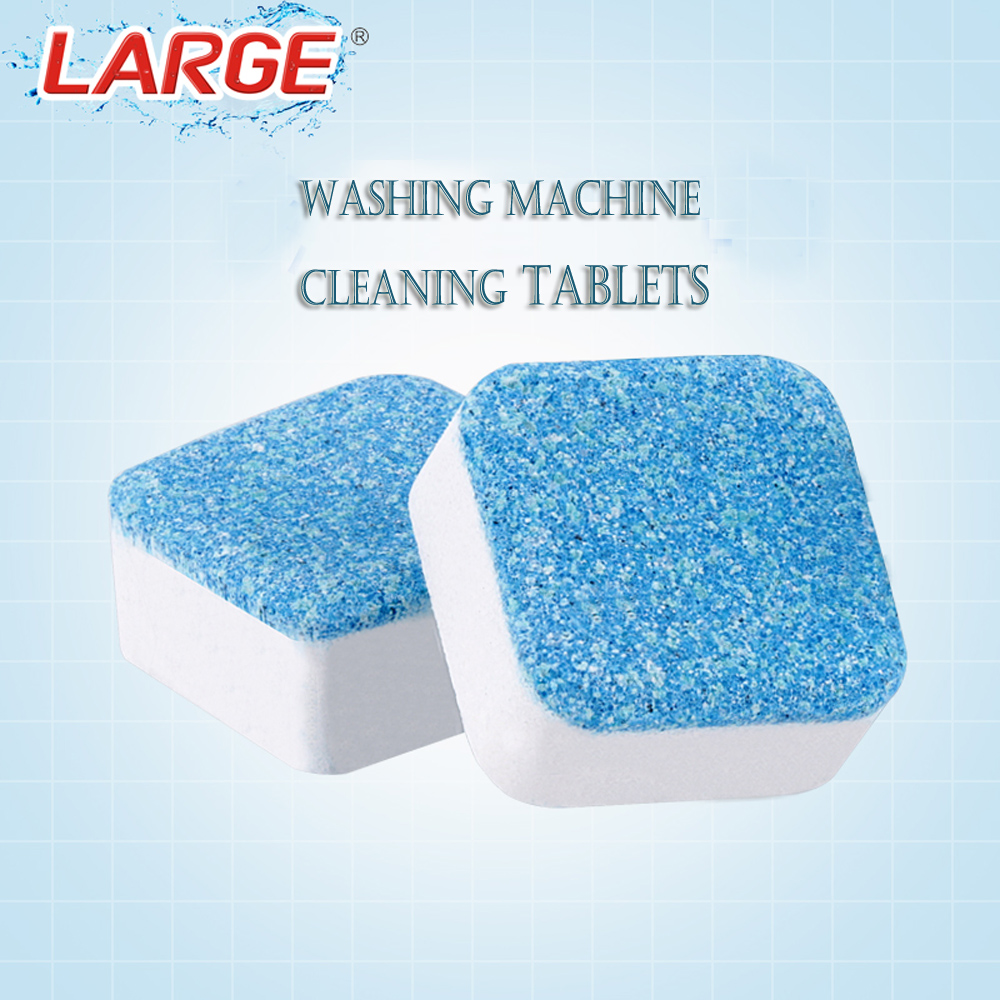 Washing Machine Cleaner Washer Deep Cleaning Effervescent Tablet Washer Cleaner For Washing Machine