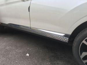 Image 4 - 炭素繊維ゴム成形ストリップソフト黒トリムバンパーストリップ DIY ドア敷居プロテクターエッジガード車のステッカー車のスタイリング 1 メートル
