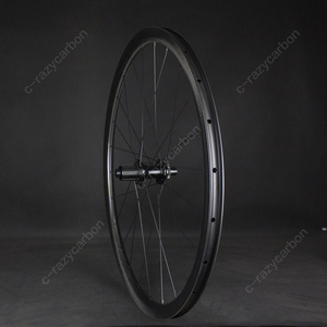 Image 2 - 700C Aero באיכות גבוהה מלא 32mm גומת חן חצץ גלגלי אופני Cyclecross CX מרוצי נימוק מכריע ללא פנימית משלוח חינם